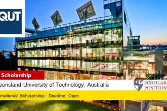 QUT-Scholarship-in-Australia 2020