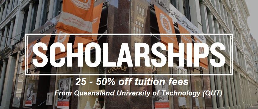 scholarship QUT